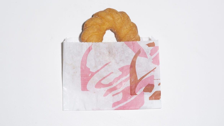 Taco Bell's Churro Donut