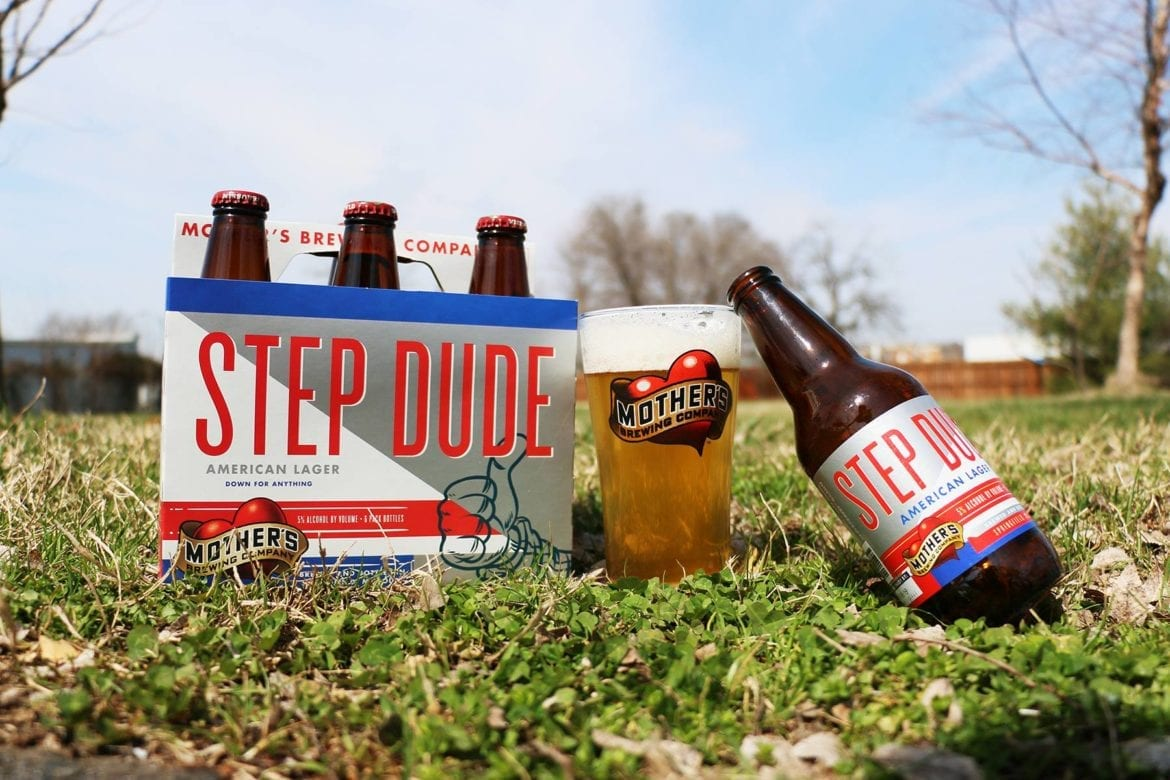 Underdog Wine Co. in Union Hill will have a tasting featuring Mothers Brewing Co.'s Step Dude, an American lager