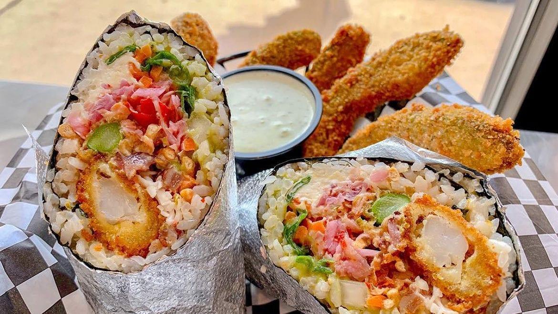 Komotodo Sushi Burrito