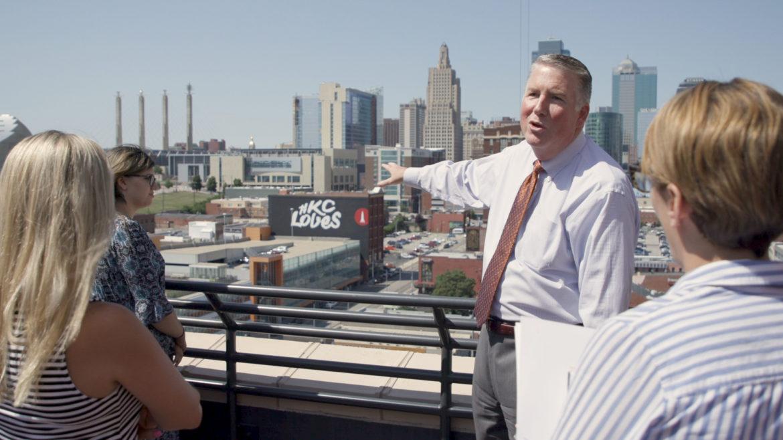 teachers get a rooftop view from Hollis + Miller