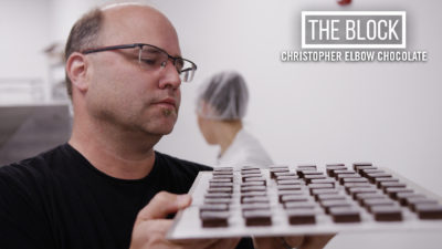 "Christopher Elbow Hits The (Sweet) Spot On ""The Block"""