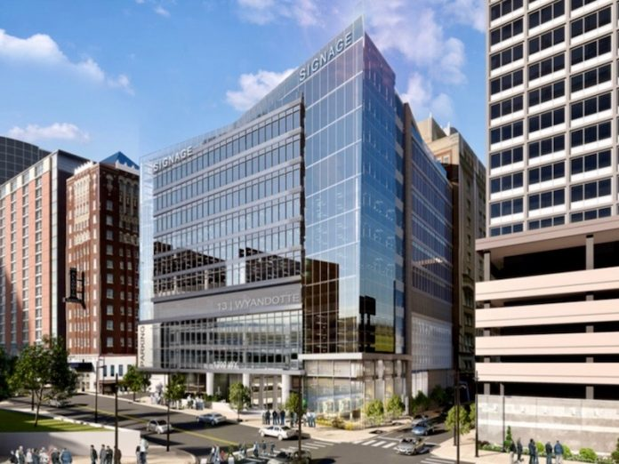 Platform Ventures plans to break ground next year on a 14-story office project at 13th and Wyandotte.