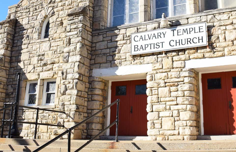 Calvary Temple Baptist Church