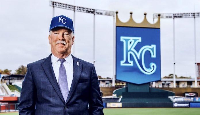 Kansas City Royals owner John Sherman.