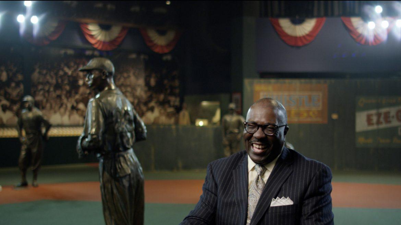 Bob Kendrick, president of the Negro Leagues Baseball Museum.