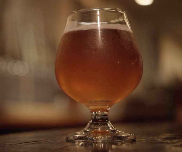 Torn Label Brewing Co. beer.