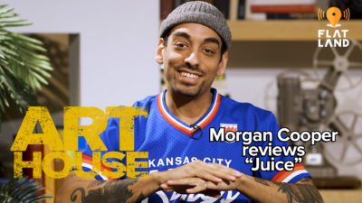 Art House Extra: Filmmaker Morgan Cooper Recommends 'Juice'