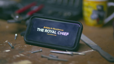 Artists in Residence: The Royal Chief