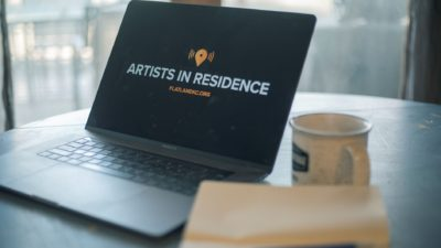 Artists in Residence: Creative Strategies in the Age of Coronavirus