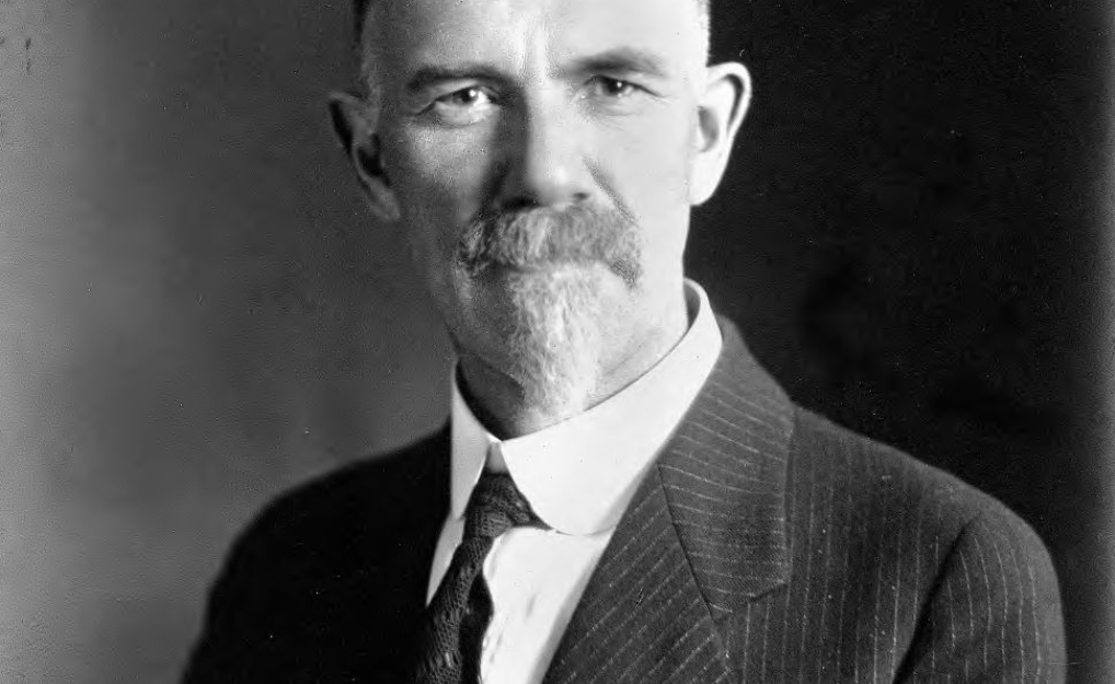 Charles Davenport, head of the Eugenics Records Office