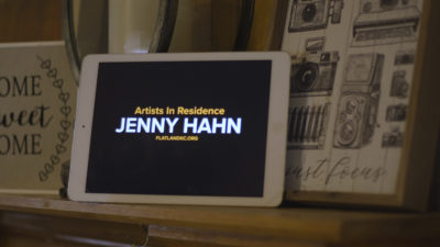 Artists in Residence: Jenny Hahn