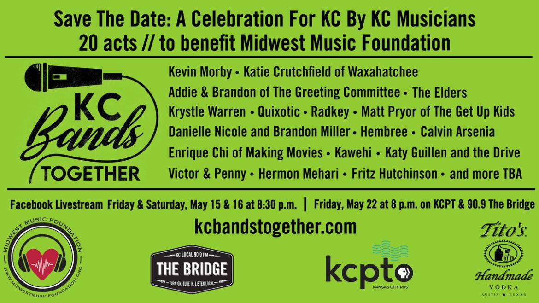 KC Bands Together program