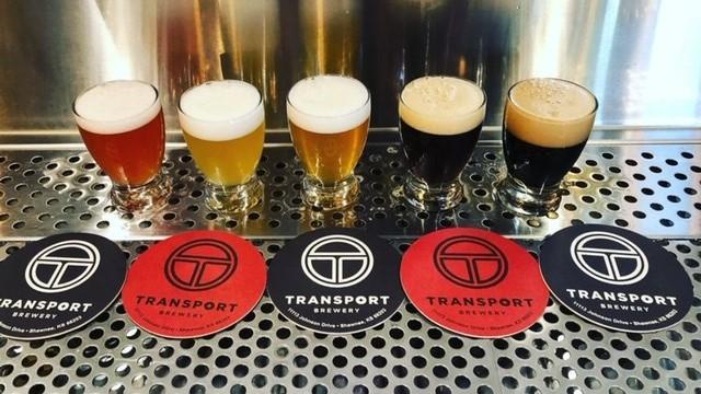 La brasserie Transport de Shawnee célèbre la semaine de la bière artisanale américaine