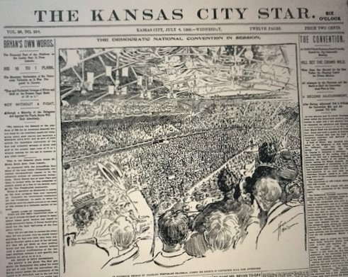 Kansas City has persisted in celebrating Independence Day in both good times and bad.