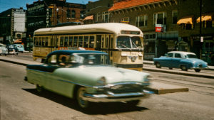 KC Streetcar in the 1950s