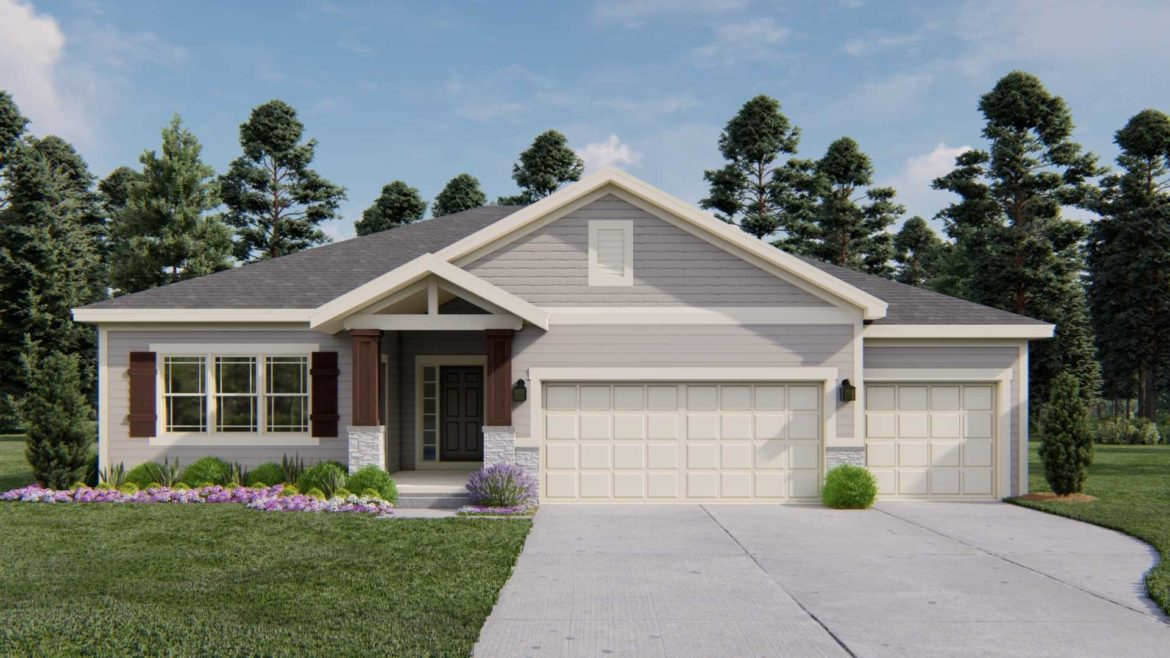 Summit Homes in Lee's Summit is offering homes designed with multigenerational households in mind.