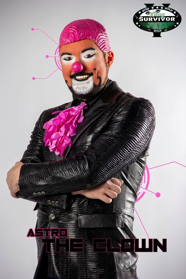 Photo of Astro the Clown