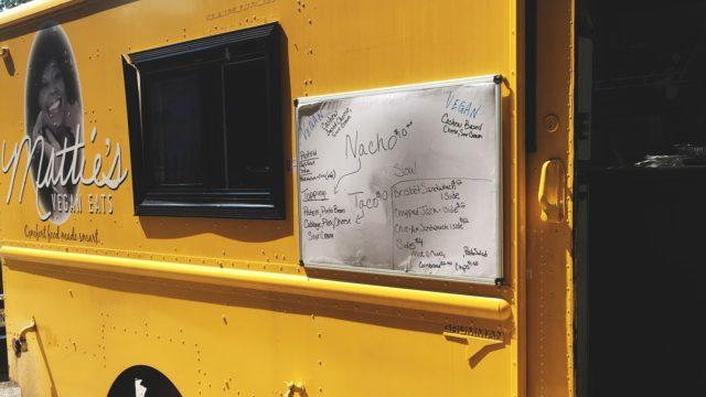 Mattie's Vegan Eats Food Truck