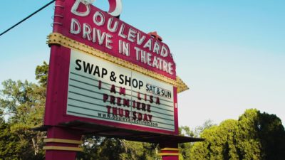 Art House Extra | Boulevard Drive-In Theatre Hosts World Premiere