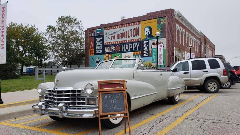 J.C. Penney's Cadillac