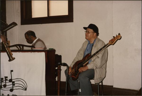 Laverne Barker, Kansas City jazz musician