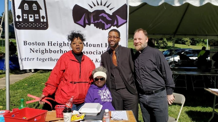2019 Family Fun Day at Troost Park