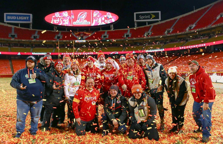 Kansas City Chiefs photographers