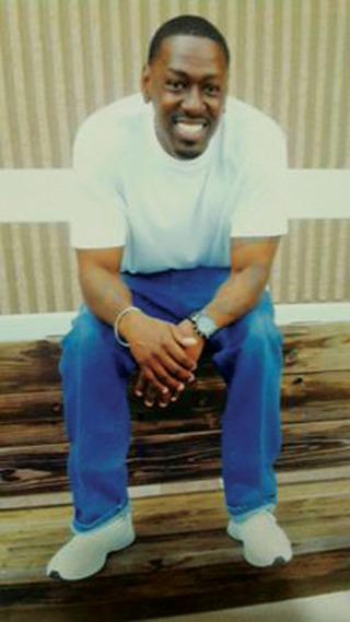 Lamonte McIntyre in prison.