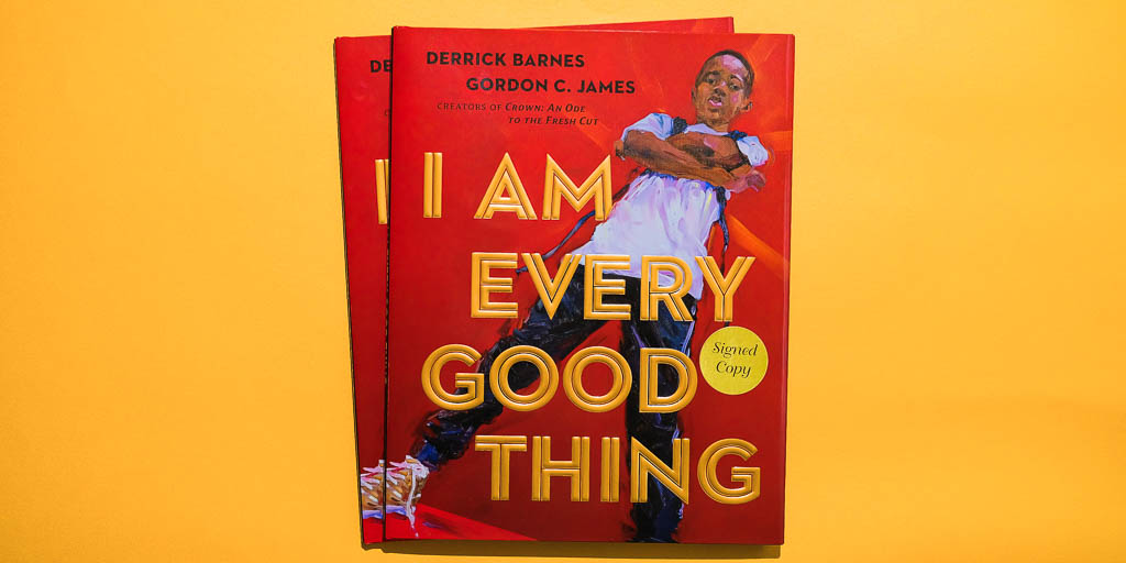 "Book cover of ""I Am Every Good Thing"""