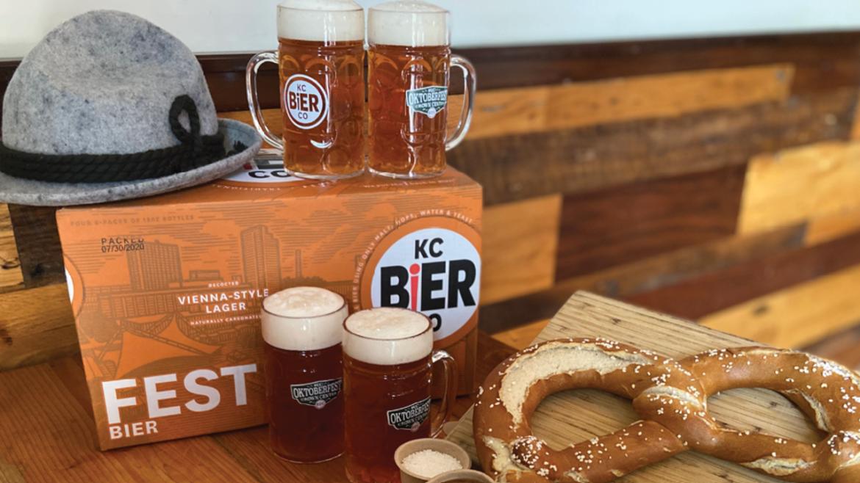 KC Bier Co. Oktoberfest kit