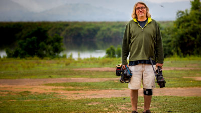Art House Extra | Wildlife Filmmaker Andrew Wegst