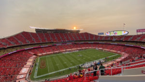 Arrowhead Stadium.