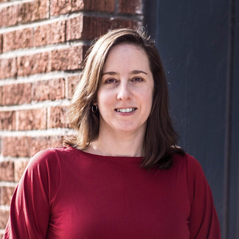 Cancer survivor Laura Packard in 2020.