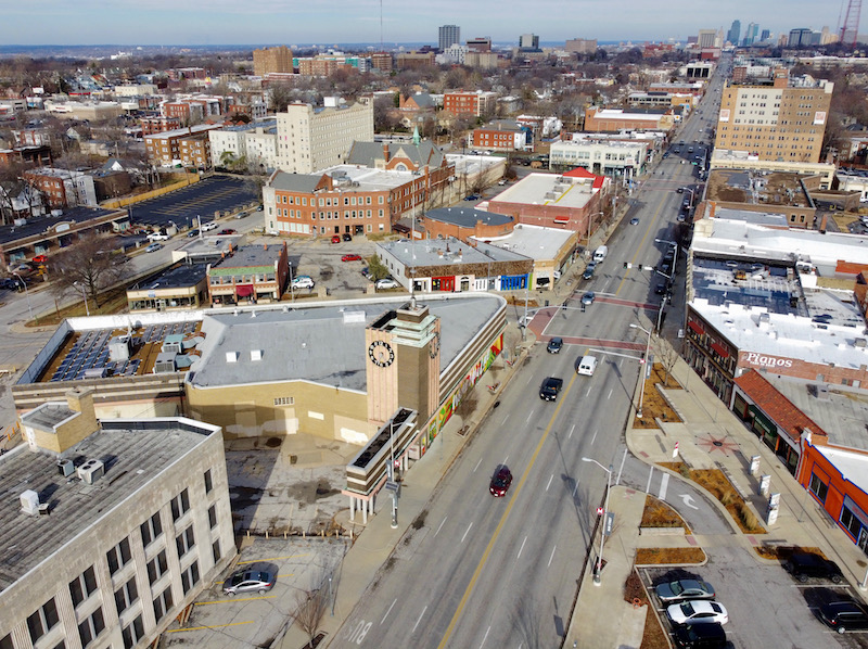 The proposed Katz apartment project is the latest development proposal sparked by the planned streetcar extension on Main Street between downtown and UMKC.