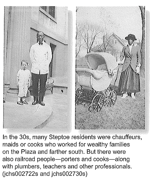Residents of Steptoe in the 1930s.