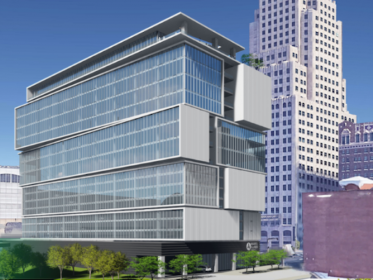 Waddell Reed Sold Future Of 148m Downtown Hq Project Uncertain