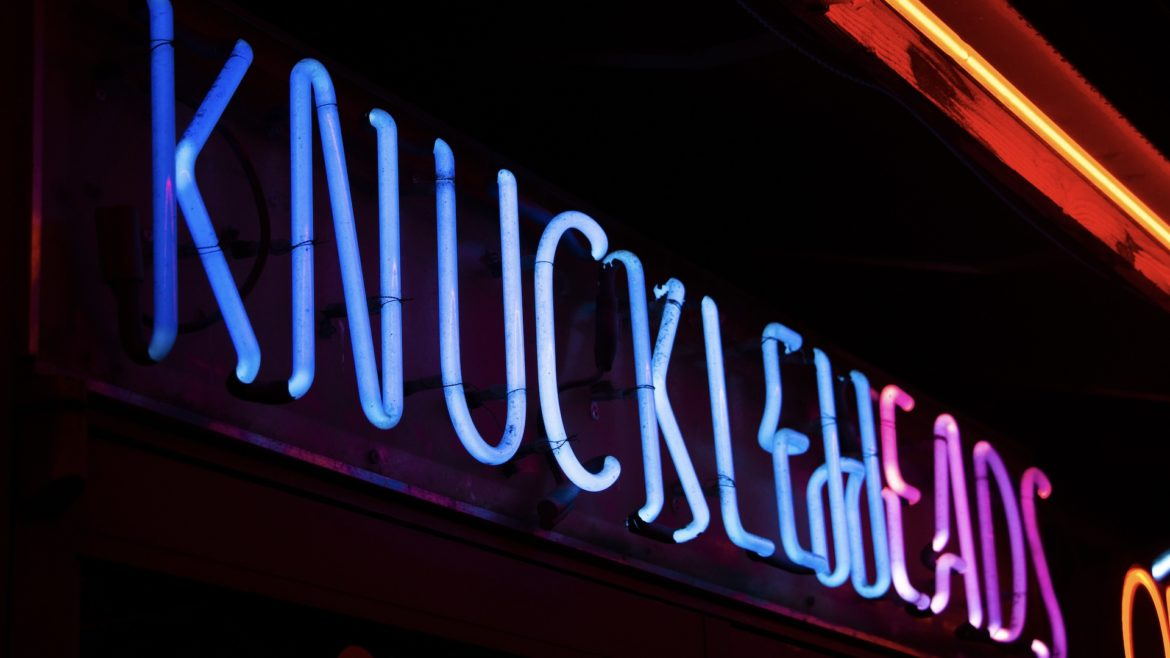 Knuckleheads Saloon in the East Bottoms.
