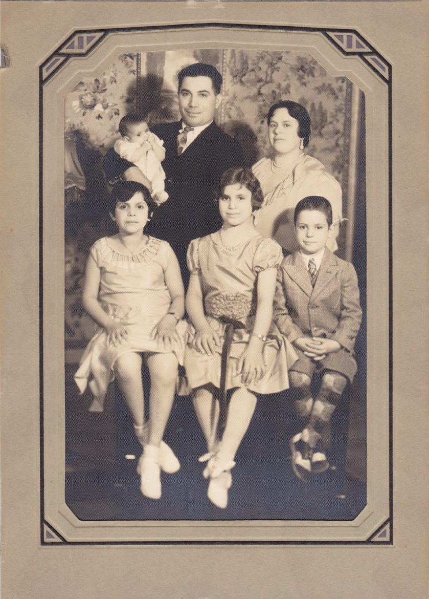 The Baccala family