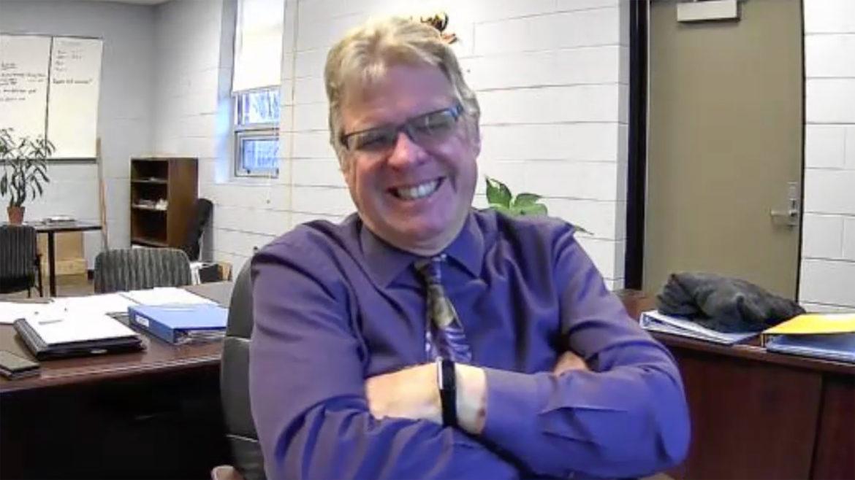 Michael Fransen, Osceola School District superintendent