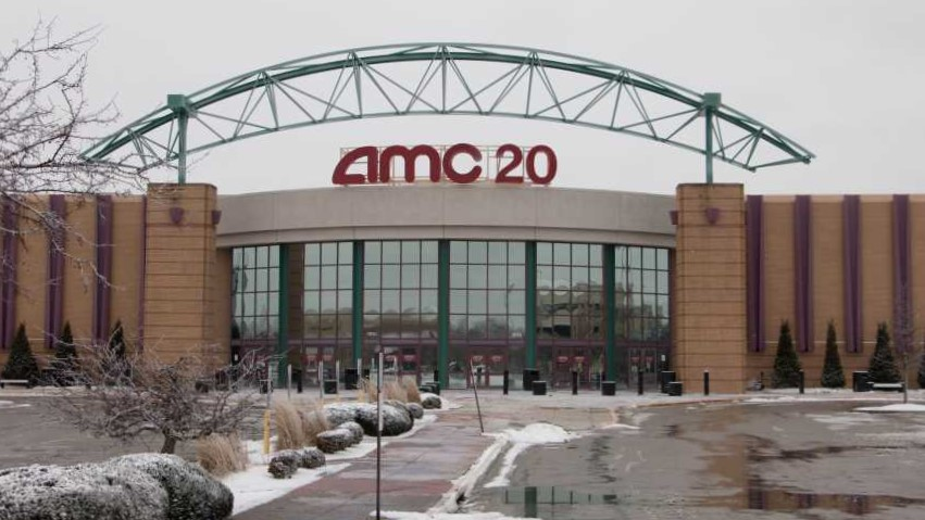 The AMC 20 located in Leawood, Kansas.