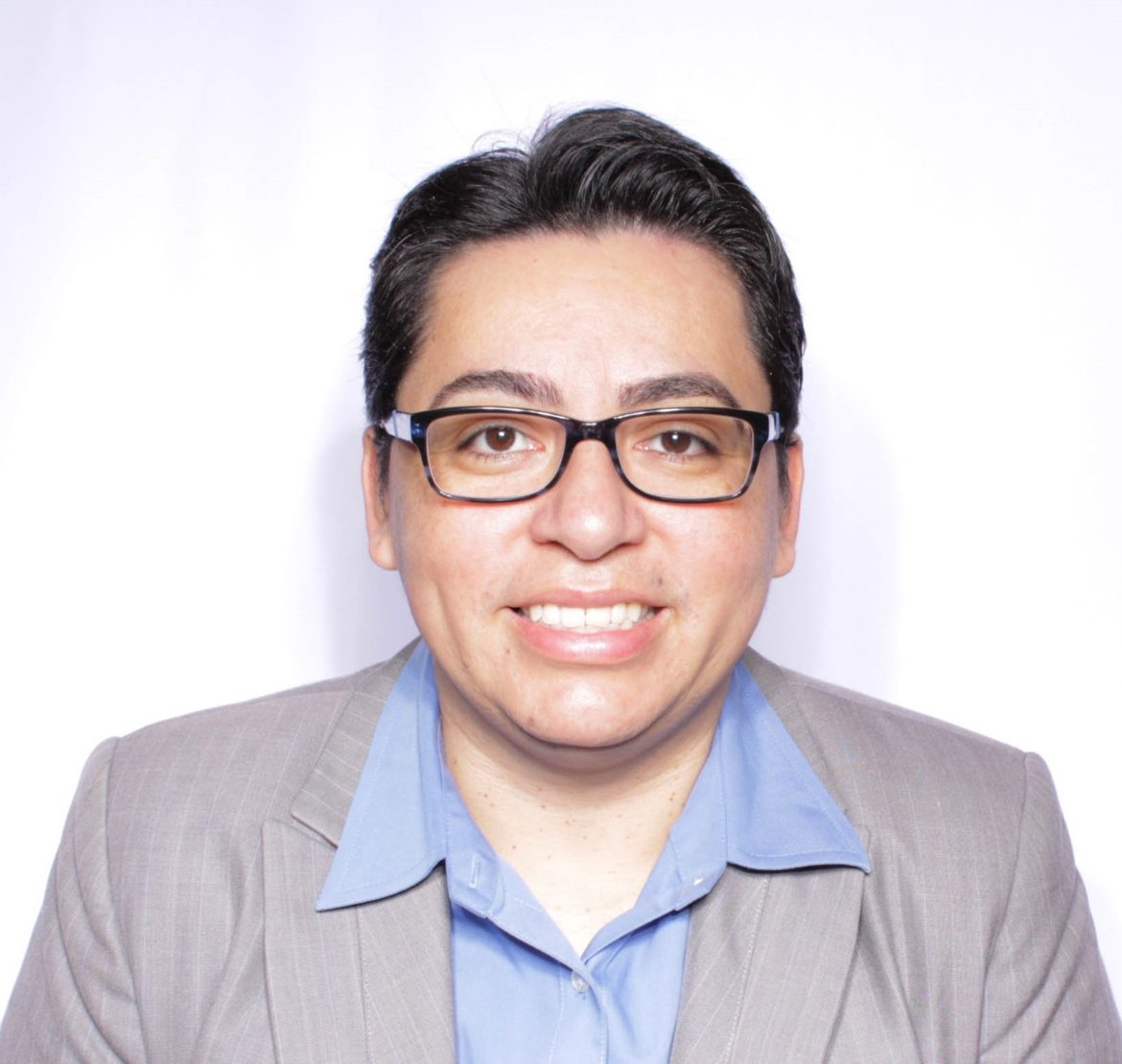 Brenda Linares is a medical librarian who works at the school of nursing at KUMC. (Courtesy)