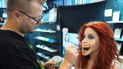 Art House Extra | Inside the 'God-like' World of Special Effects Makeup