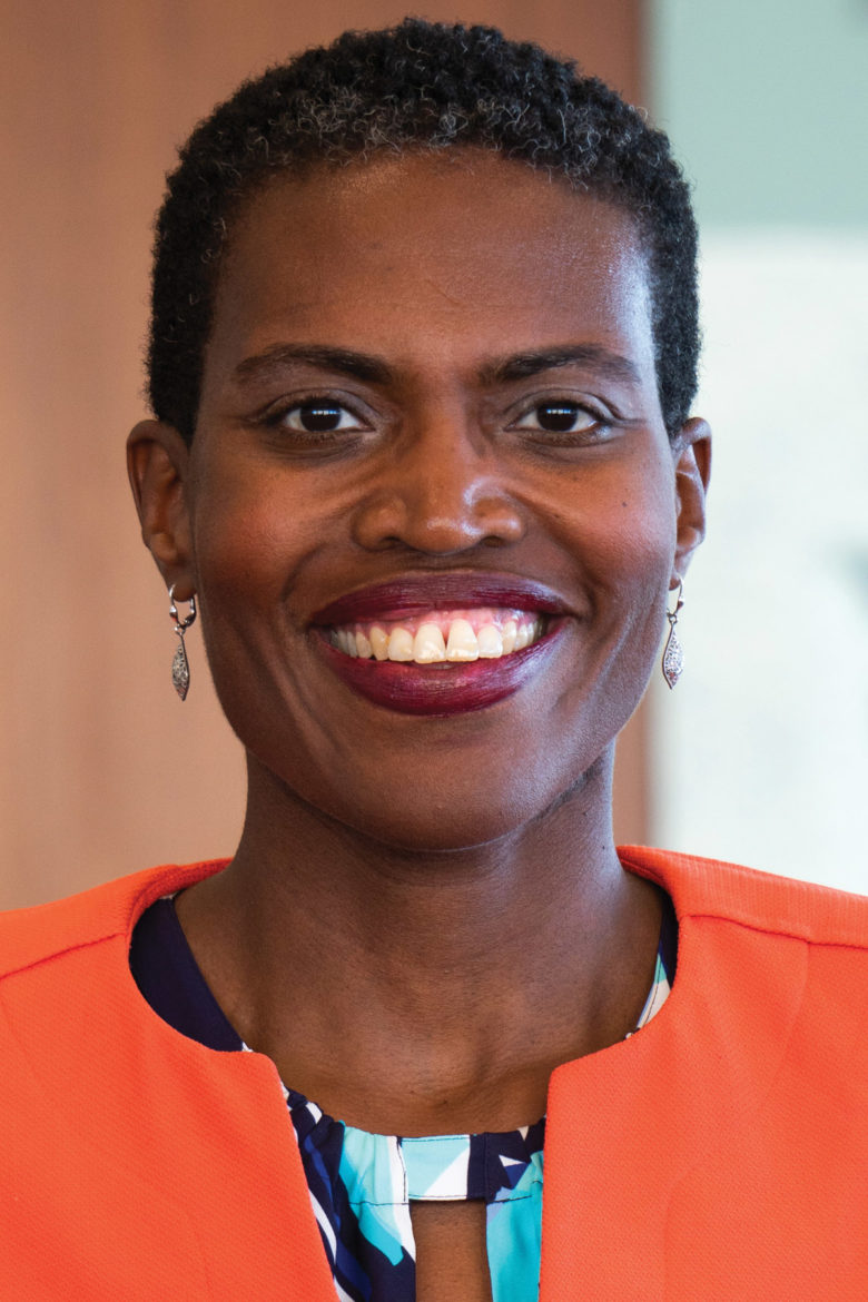 Raqaijah Yearby is an expert in public health, equity and law at St. Louis University. (Courtesy)