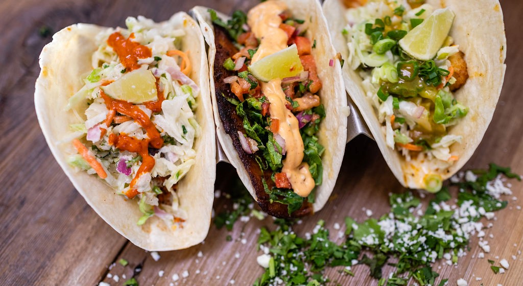 Scott Umscheid of Scott's Kitchen near the Kansas City International Airport uses leftover barbecue to create tacos, burritos and bowls.cott's Kitchen near the Kansas City International Airport uses leftover barbecue to create tacos, burritos and bowls.