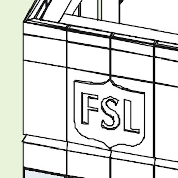 The logo of Fidelity Security Life Insurance Co. is depicted on the rendering for a proposed building at 27th and Main.