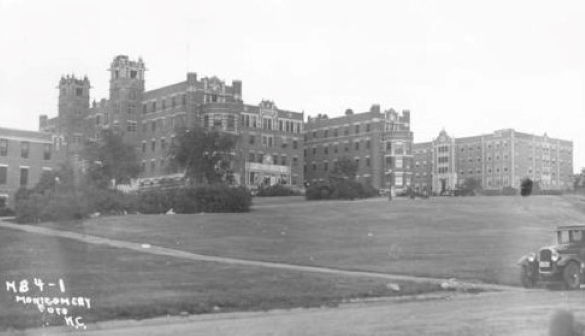 General Hospital in 1930.