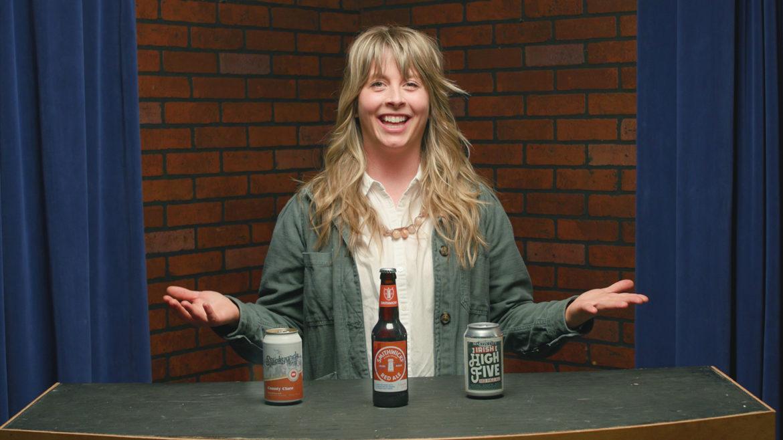 Tap List beer enthusiast Cassie Niemeyer taste tests Irish red ales.