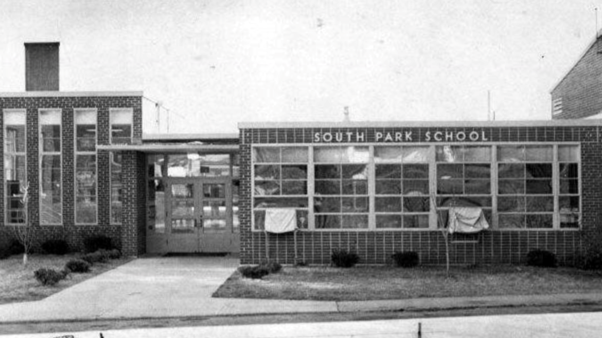 South Park Elementary School in Merriam, Kansas.