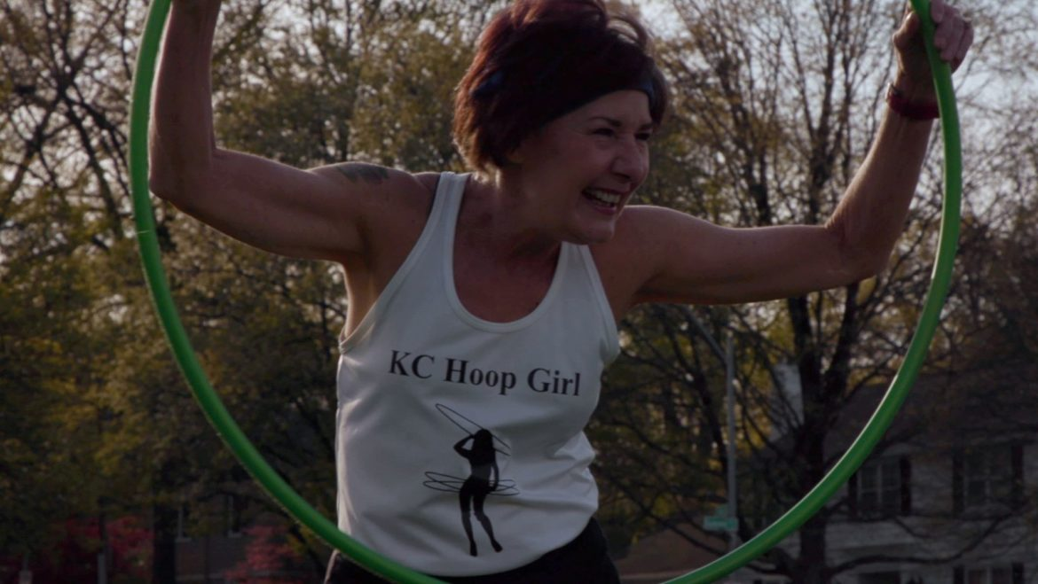 Sirenna Beyer, aka KC Hoop Girl, is popularizing hula hooping as a fun and healthy exercise alternative in Kansas City.