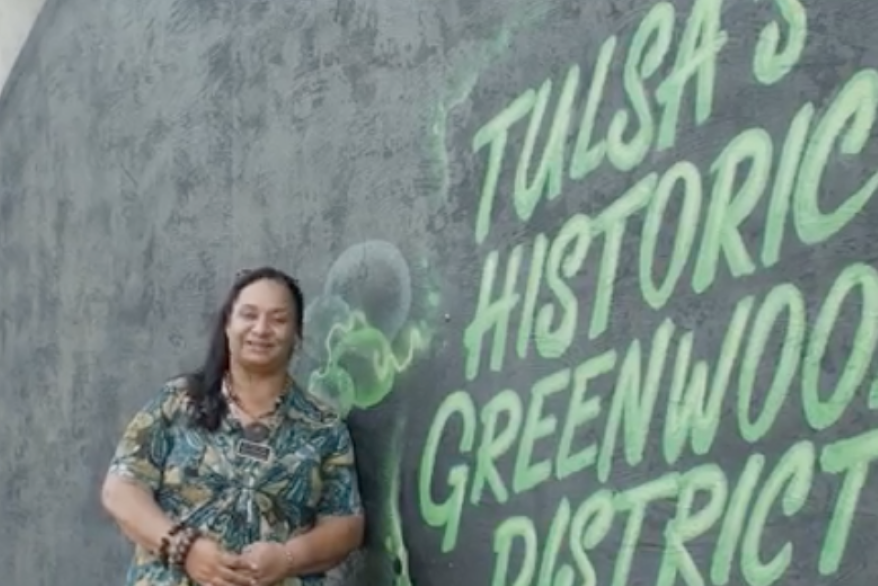 Delia Gillis, a history professor at the University of Central Missouri